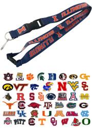 NCAA Lanyard - Choose Your Team
