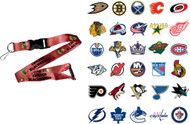 NHL Lanyard - Choose Your Team