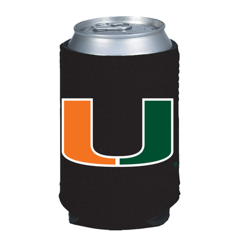 University of Miami Can Cooler