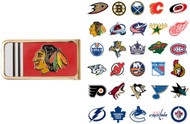 NHL Money Clip - Choose Your Team