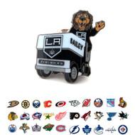 NHL Mascot Zamboni Pin - Choose Your Team