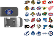 NHL Money Clip Bottle Opener - Choose Your Team