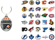 NHL Sculpted Keychain - Choose Your Team