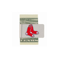 Boston Red Sox Pewter Emblem Money Clip