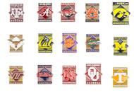 NCAA Diamond Lapel Pin - Choose Your Team
