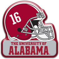 University of Alabama Helmet Magnet