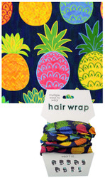 Pineapples Hair Wrap