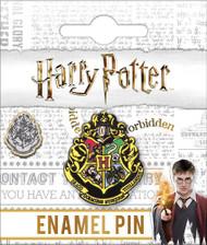 Harry Potter Hogwart Crest Enamel Pin