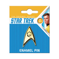 Star Trek Engineering Insignia Enamel Pin