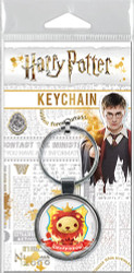 Harry Potter Charms II Gryffindor Keychain