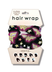 Wonder Woman Hair Wrap