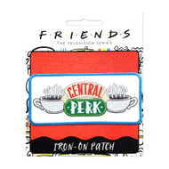 The Friends Central Perk Full Color Iron-On Patch