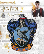 Harry Potter Gryffindor Crest Full Color Iron-On Patch