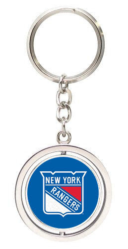 New York Rangers Spinning Keychain (AM)