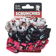 Betty Boop Scrunchies (3-Pack)