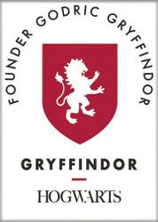 Harry Potter House Pride Gryffindor Refrigerator Magnet