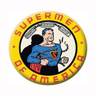 "DC Comics Supermen of America 1.25"" Pinback Button"