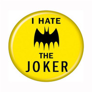 "DC Comics I Hate The Joker 1.25"" Pinback Button"