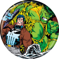 "Marvel Comics 1980s Incredible Hulk #396 Cover 1.25"" Pinback Button"