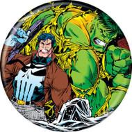 "Marvel Comics 1980s Incredible Hulk #396 Cover 1.25"" Pinback Button"