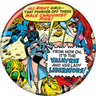 "Marvel Comics 1980s Avengers #83 Cover 1.25"" Pinback Button"