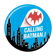 "DC Comics Calling Batman 1.25"" Pinback Button"