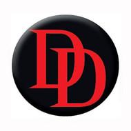 "Marvel Comics Daredevil Logo 1.25"" Pinback Button"