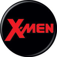 "Marvel Comics Xmen Word Logo 1.25"" Pinback Button"