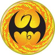 "Marvel Comics Iron Fist Logo 1.25"" Pinback Button"