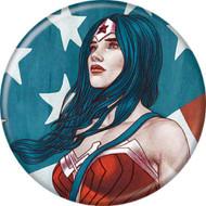 "DC Comics Wonder Woman 30 Var J Frison 1.25"" Pinback Button"