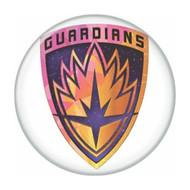 "Marvel Comics GOG Rainbow Logo 1.25"" Pinback Button"