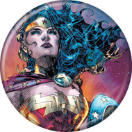 "DC Comics Wonder Woman 75th Ann Spec 1 1.25"" Pinback Button"