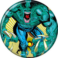 "Marvel Comics 1980s Hulk 2099 Unlimited #3 Cover 1.25"" Pinback Button"
