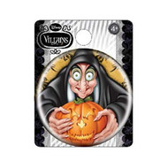 Wicked Witch Disney Villians Button Pin