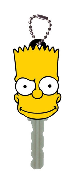 The Simpsons Bart Key Holder