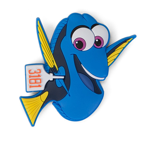 Dory Soft Touch PVC Magnet