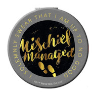 Harry Potter Mischief Managed Compact Mirror