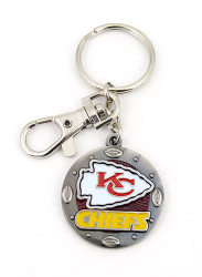 Kansas City Chiefs Impact Keychain