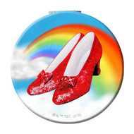The Wizard of Oz Ruby Slippers Compact Mirror