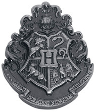 Harry Potter Hogwarts Crest Pewter Lapel Pin