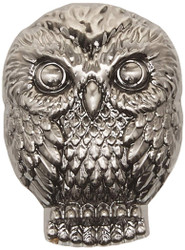 Harry Potter Hedwig Crest Pewter Lapel Pin