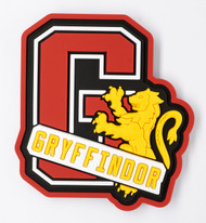 Harry Potter Gryffindor Icon Soft Touch PVC Magnet