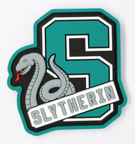 Harry Potter Slytherin Icon Soft Touch PVC Magnet