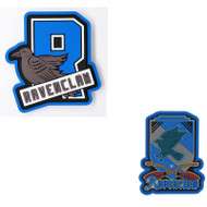 Harry Potter Ravenclaw Soft Touch PVC Magnets