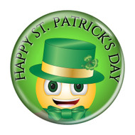 Saint Patrick's Day Pinback Buttons