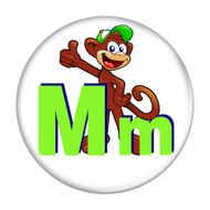 Alphabet Animal Letters Refrigerator Magnets