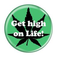 Get high on Life! Refrigerator Magnets