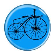 "Bike Velocipede Boneshaker Cycling Biking 1.5"" Refrigerator Magnets"