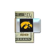 University of Iowa Money Clip NCAA