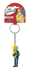 The Simpsons Mr. Burns Figural Keychain